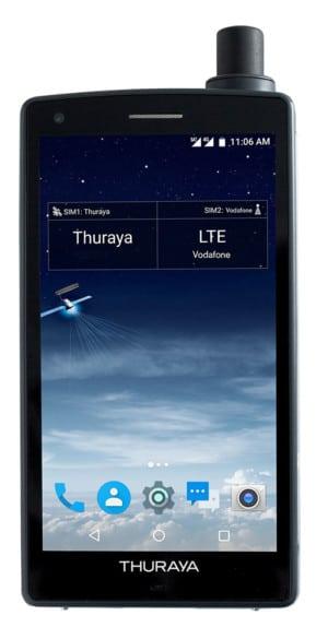 هاتف Thuraya-X5-Touch