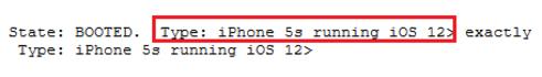 iOS 12 ، iPhone 5s