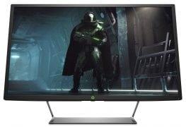 بمبلغ 500 دولار..HP تجذب اللاعبين نحو شاشة Pavilion Gaming 32 HDR بتقنية FreeSync