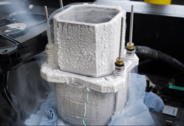 تحت درجة حرارة 183 درجة مئوية تحت الصفر معالج Ryzen 7 2700X يصل لتردد 6GHz