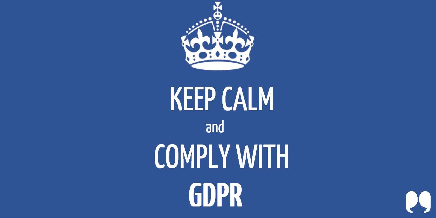 GDPR ، قوانين الخصوصية الأوروبية ، قانون حماية البيانات