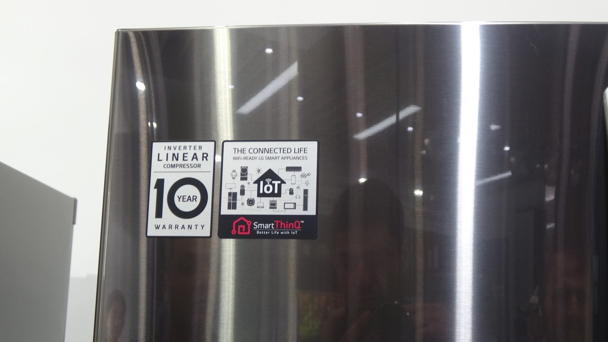 LG Connected Appliances - IOT
