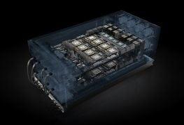 انفيديا تعلن عن HGX-2 أول منصة حوسبة موحدة لكل من الذكاء الاصطناعي و HPC