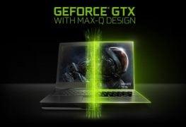 جيجابايت: الجيل التالي من بطاقات GeForce للأجهزة المحمولة سترى النور نهاية عام 2018