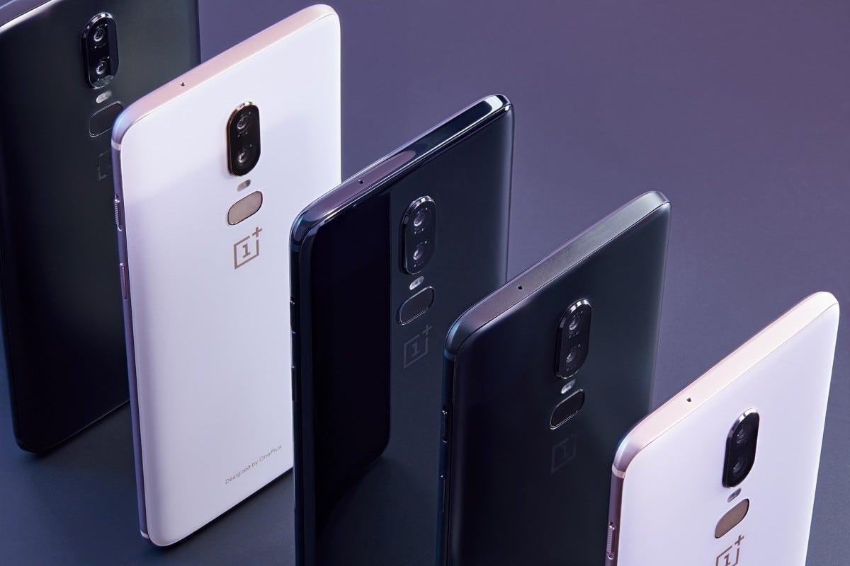 OnePlus 6 ، وان بلس 6