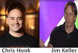 اثنان من عمالقة AMD وهما Chris Hook و Jim Keller يتوجهان للعمل لإنتل!