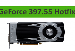 تعريف انفيديا GeForce 397.55 Hotfix ينهي المشكلة التي حدثت بعض مالكي بطاقات GTX 1060
