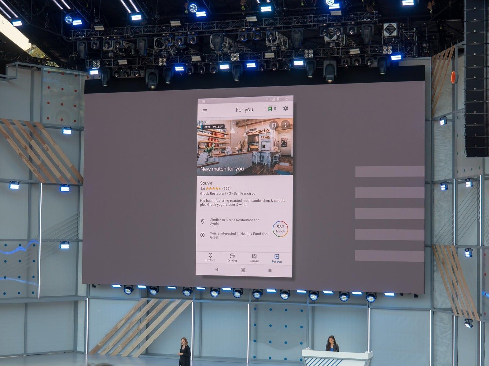 Google I/O 2018 ، مؤتمر جوجل 2018 ، مؤتمر جوجل للمطورين 2018