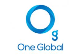 لوجو شركة ون جلوبال - One Global Logo