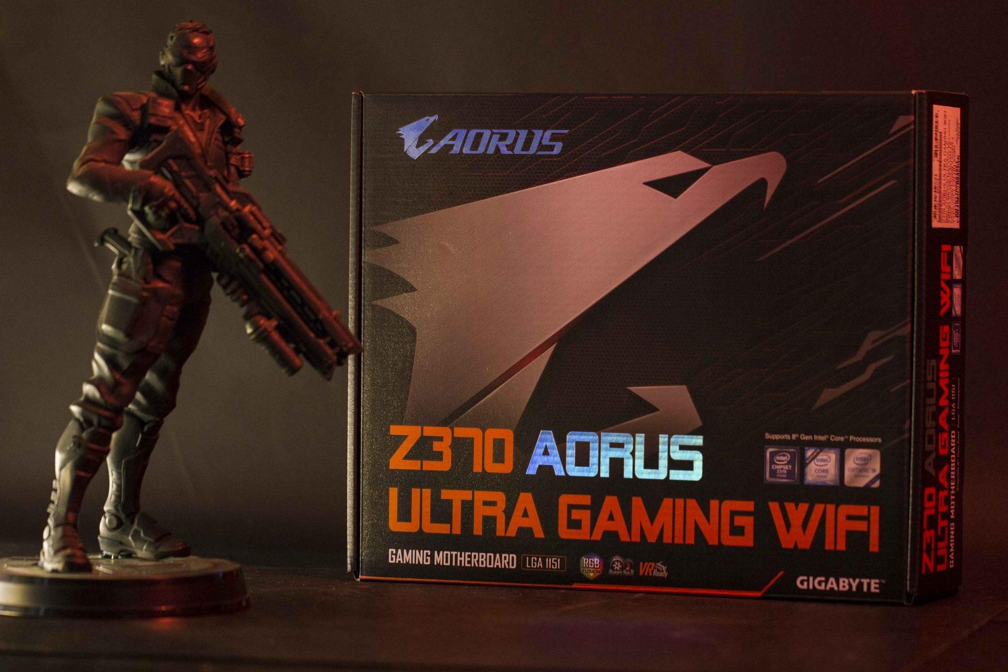 AORUS Z370 Ultra Gaming WIFI