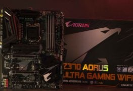 AORUS Z370 Ultra Gaming WIFI