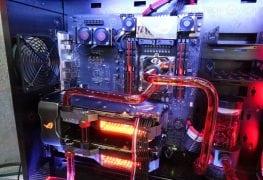 معرض Computex18: إنتل تثير الجميع بمعالج Cascade Lake-X مع 28 نواة ويعمل بتردد 5GHz!!
