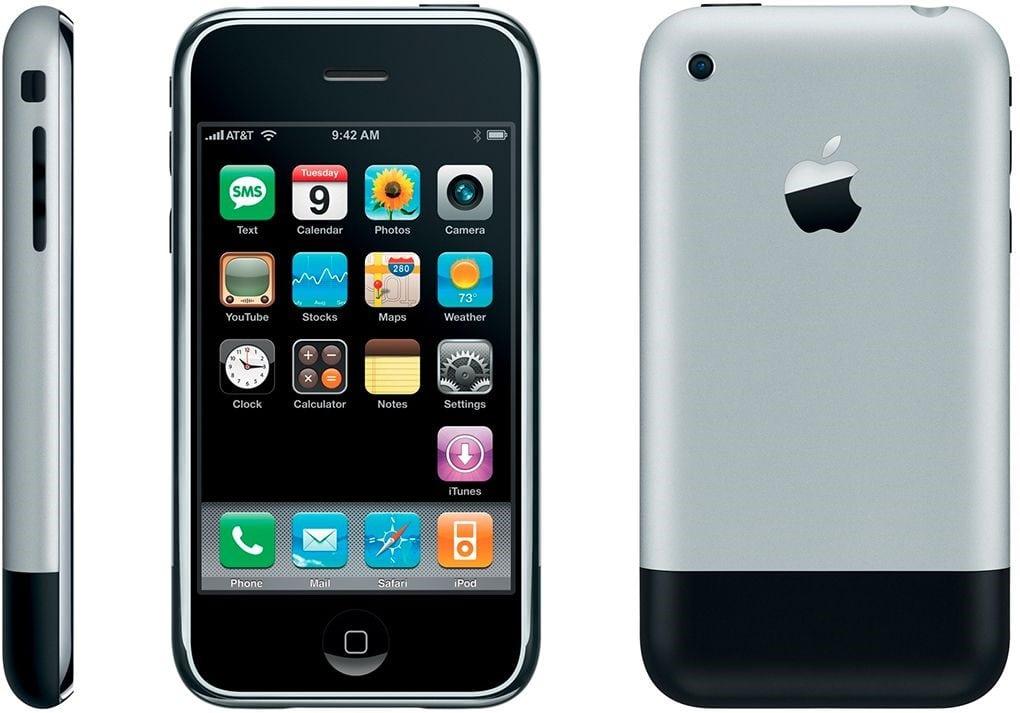 نسبة الشاشة إلى الجسم ، شاشة الهاتف ، Apple iPhone
