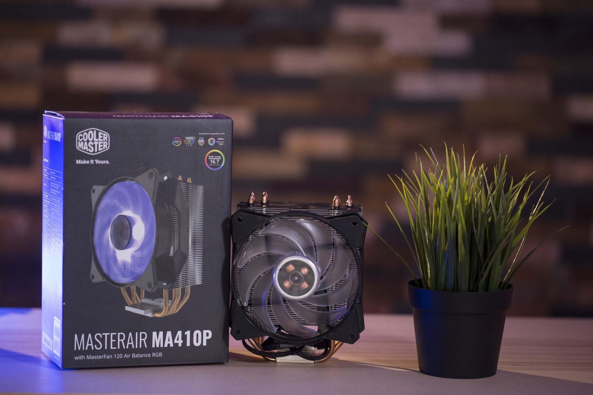 Cooler Master MasterAir MA410P