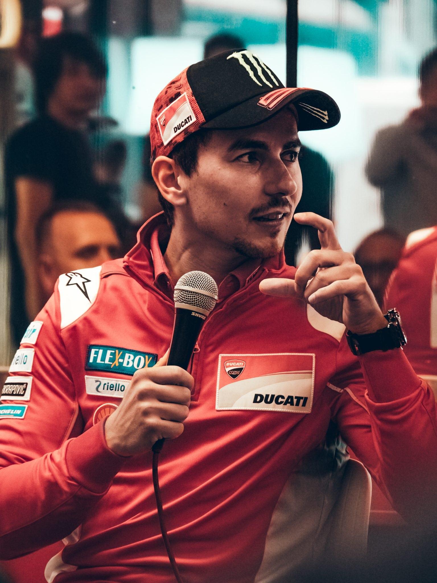 شراكة لينوفو مع فريق Ducati