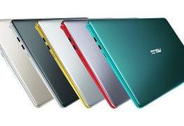 معرض Computex18: للفئة المتوسطة ASUS تقدم الجهاز المحمول VivoBook S15/S14