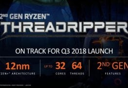 معرض Computex18: كشف الستار عن معالجات AMD Threadripper 2 مع 32 نواة!