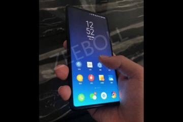 Xiaomi Mi Mix 3 ، شاومي مي ميكس 3