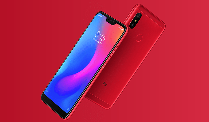 Xiaomi Redmi 6 Pro ، شاومي ريدمي 6 برو