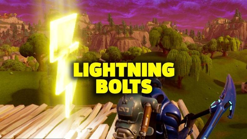 light bolts fortnite season 5