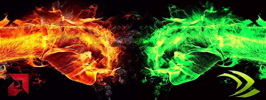 AMD vs Nvidia أيهما أفضل