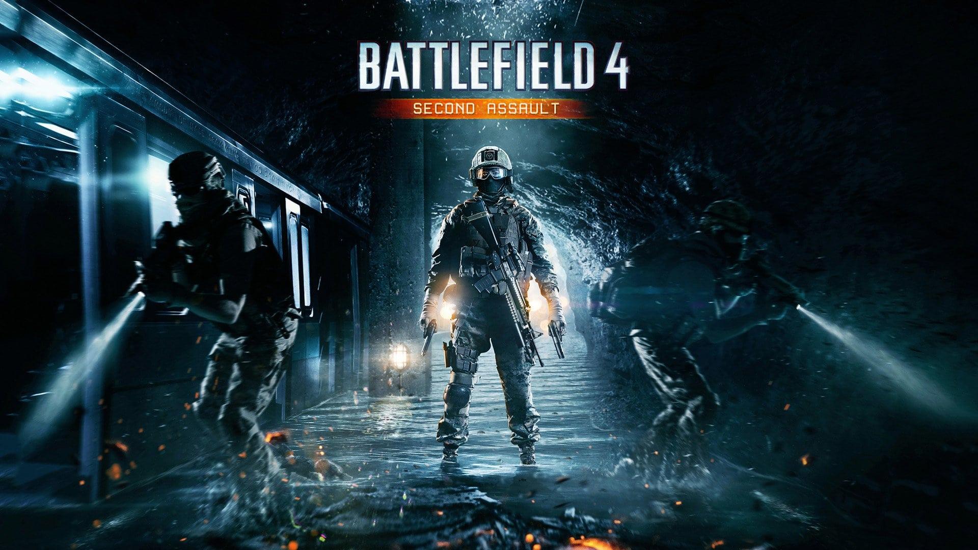 battlefield 4 second assault DLC