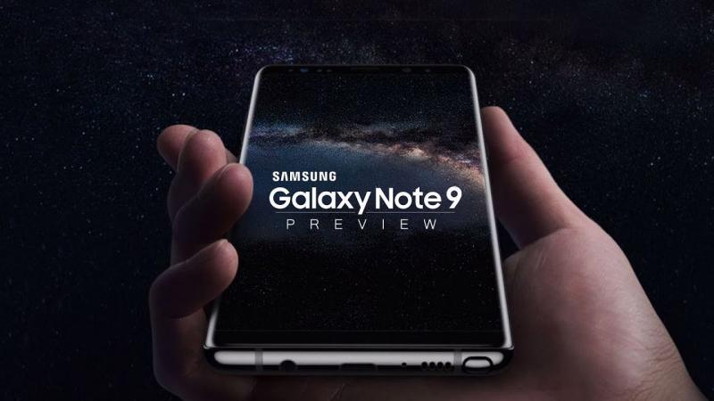تسريب جديد لـ Galaxy Note 9 مع أخبار عن توقف سامسونج عن إنتاج Note 8 ! - عرب هاردوير