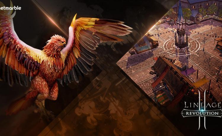 Netmarble's Lineage: Harb Al Bakaa Monsters لعبة