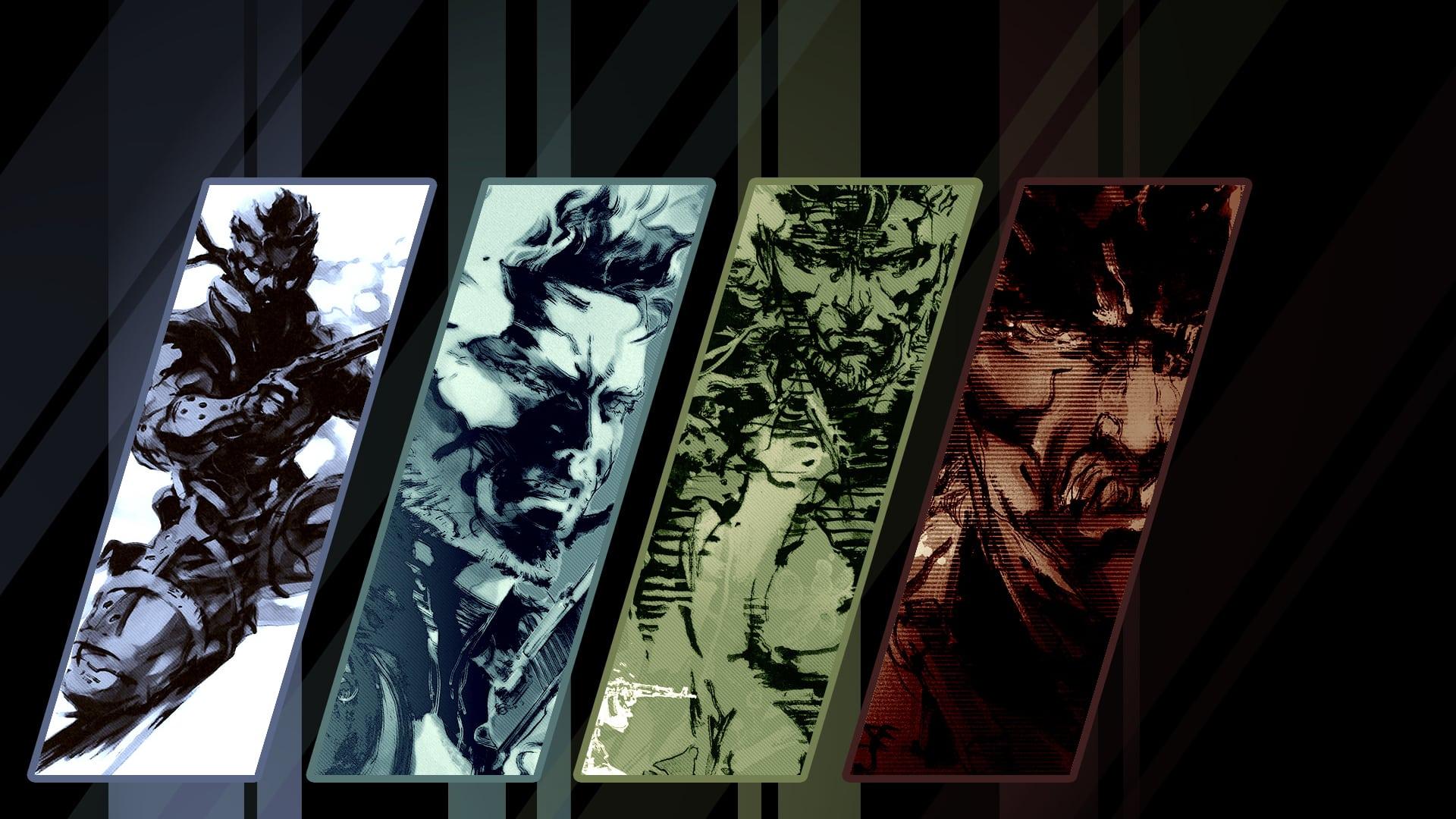 Metal Gear Solid Series