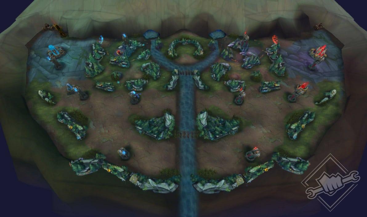 League of Legends Nexus Blitz