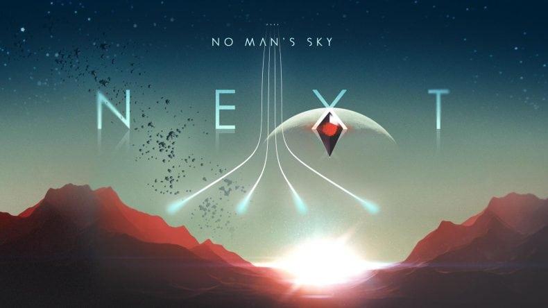 No Man's Sky Next fanart