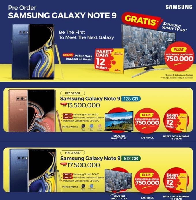 e555e69b07c8c هذا هو سعر Samsung Galaxy Note 9 النهائي ! - عرب هاردوير