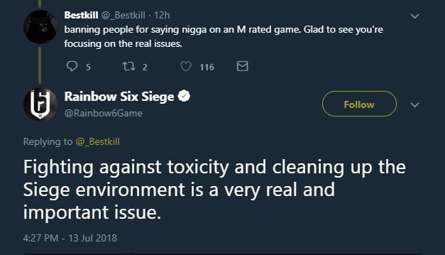 Ubisoft Rainbow Six Siege