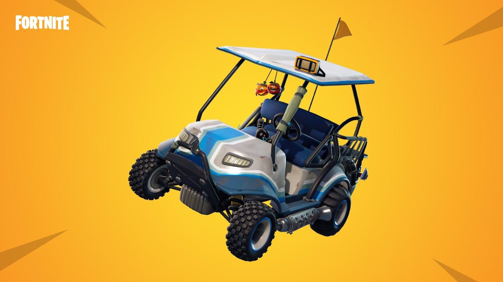Fortnite Golf Carts