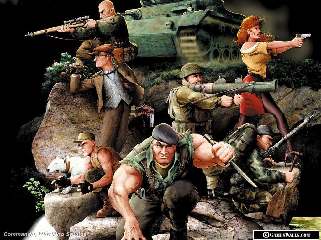 Tropico Commandos