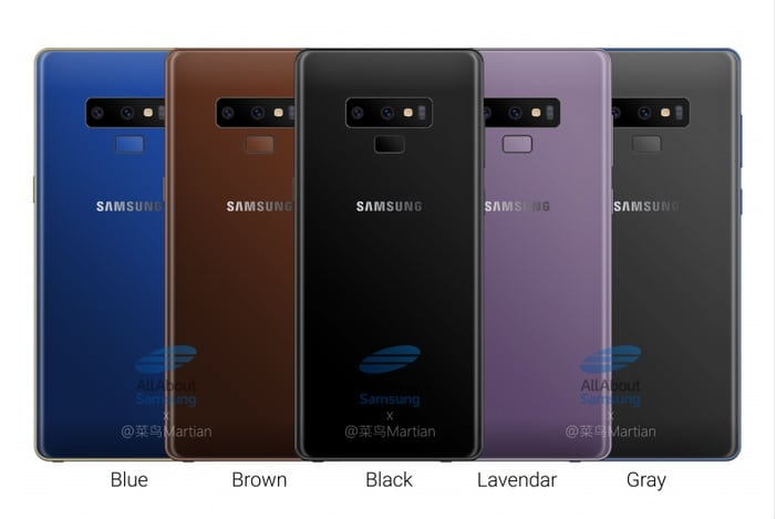 9 Samsung Galaxy Note ، سعر نوت 9 ، سعر Note 9