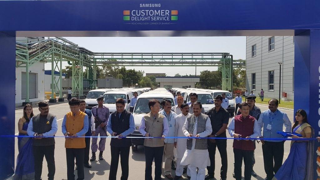 سامسونج ، السوق الهندية ، أكبر مصنع للهواتف الذكية في العالم ، الهند