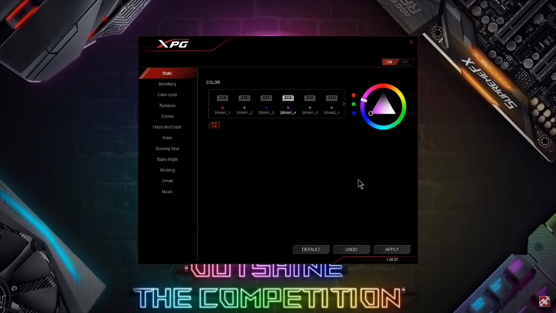 ADATA XPG Spectrix D80 RGB RAM (19)
