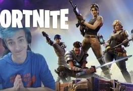 Fortnite Ninja streamer