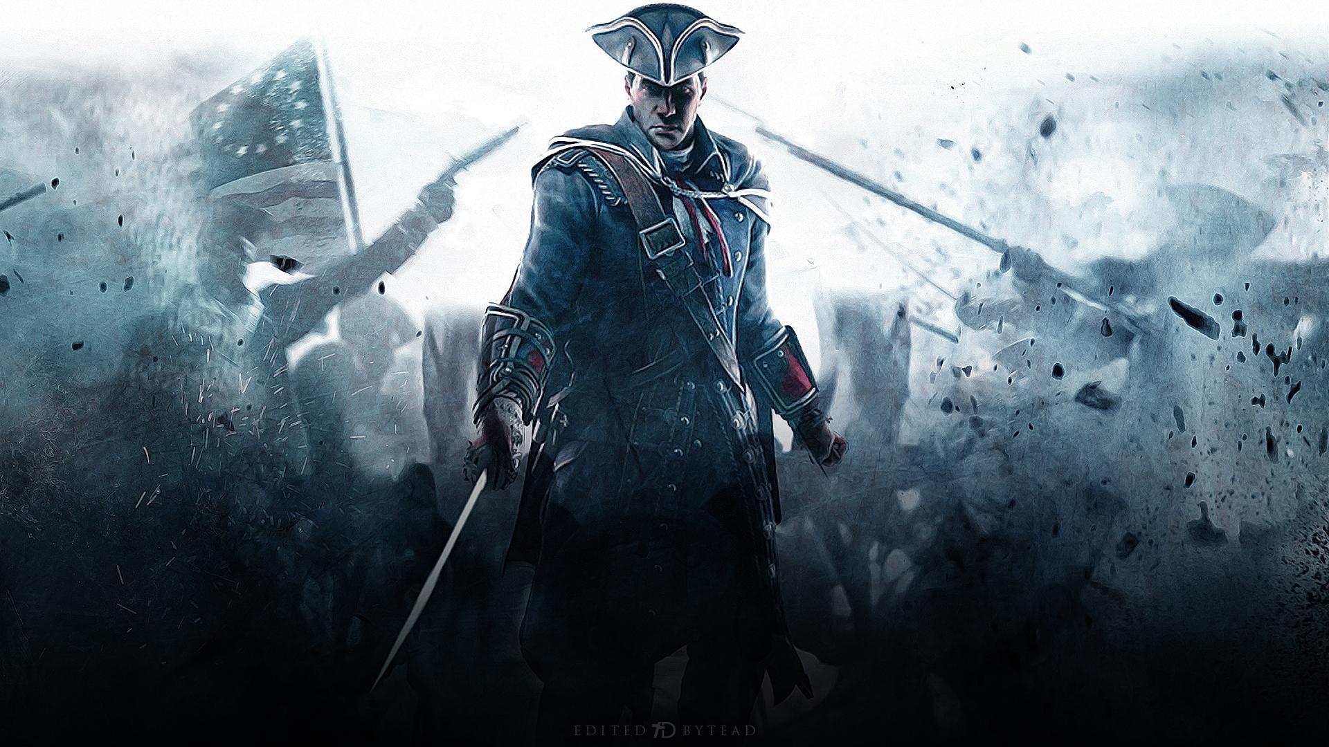 Assassin's Creed 3 Haytham