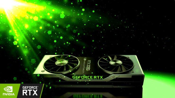 NVIDIA RTX Turing vs GTX Pascal