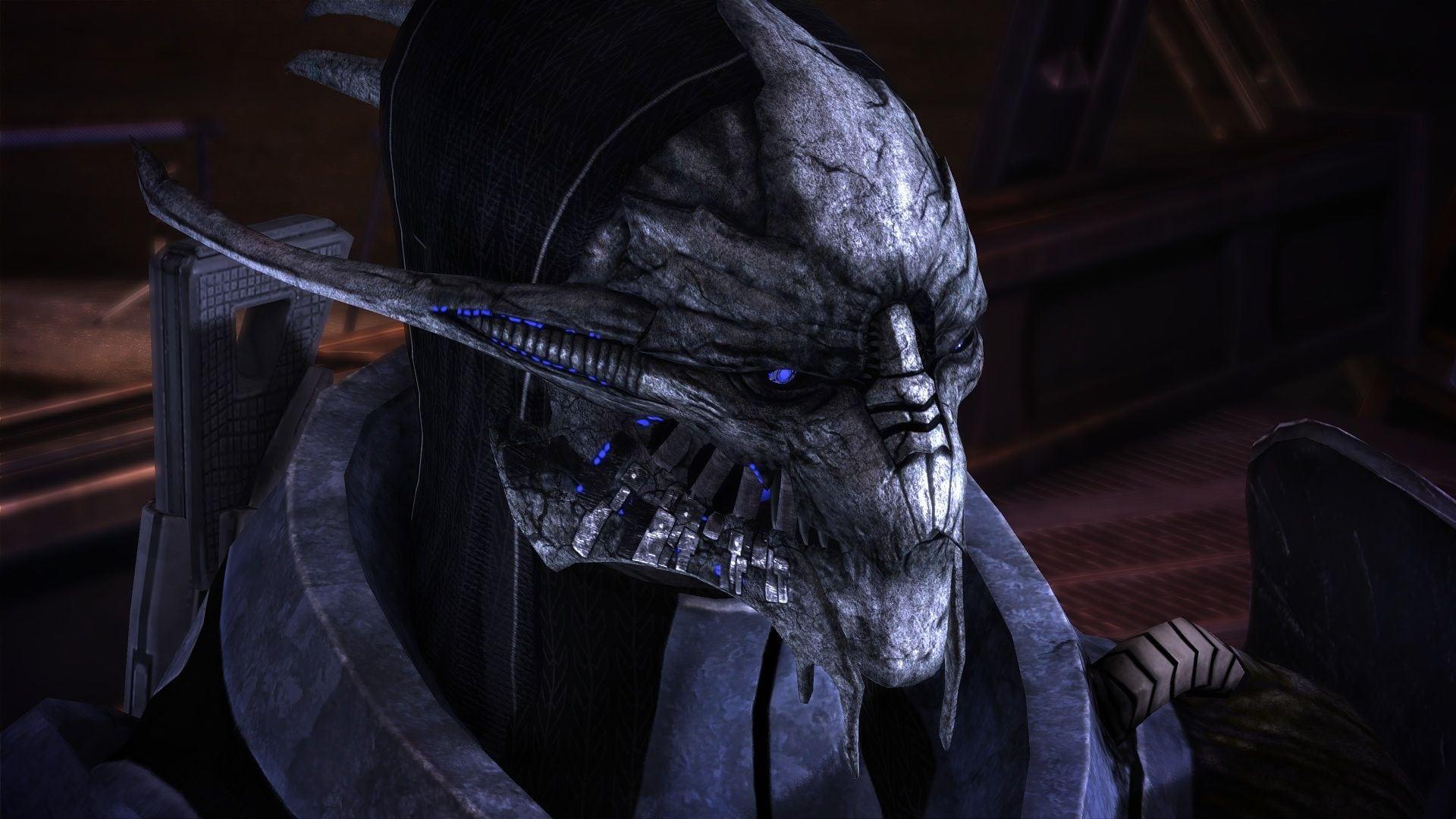 Saren Arterius Mass Effect