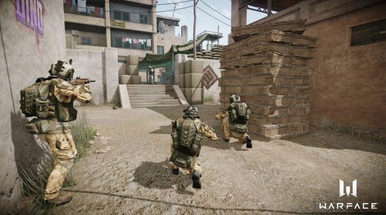 لعبة Warface تنطلق اليوم على Playstation 4 من خلال الوصول