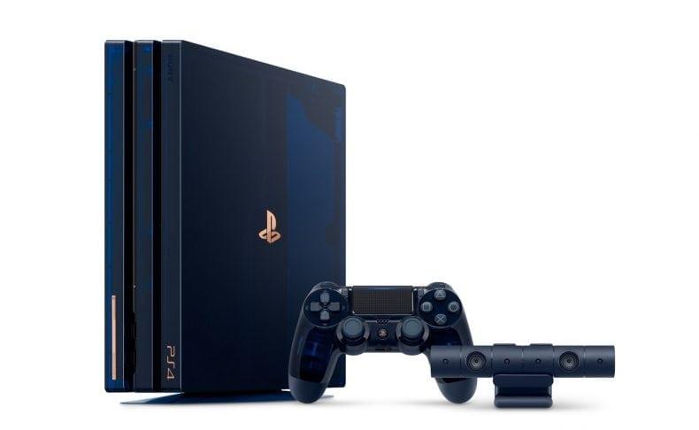9425f55f5 سونى تكشف عن النسخة الخاصة من PlayStation 4 Pro بسعة 2 تيرا - عرب ...