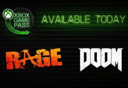 5e9cb2dbd لعبتي Doom و Rage تنضم إلي مكتبة ألعاب Xbox Game Pass —