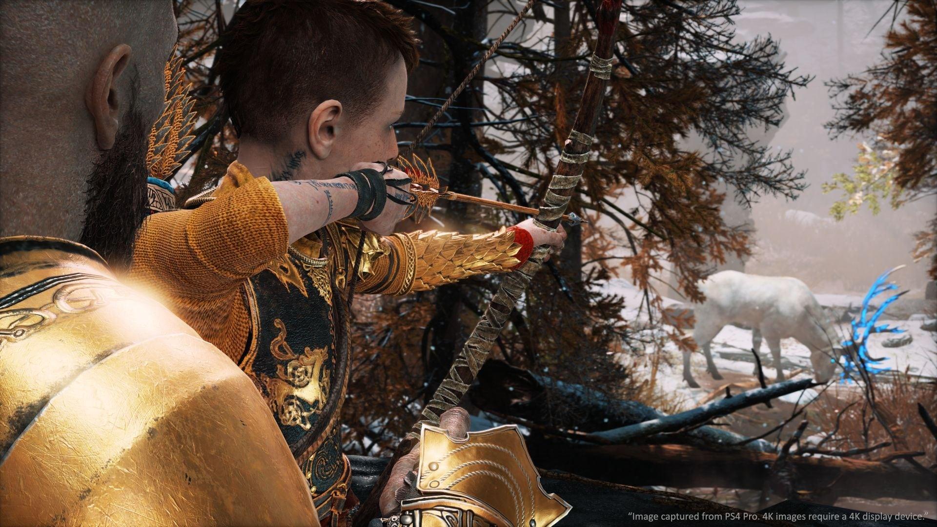 God of War New Game+