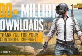 pubg mobile 100 million
