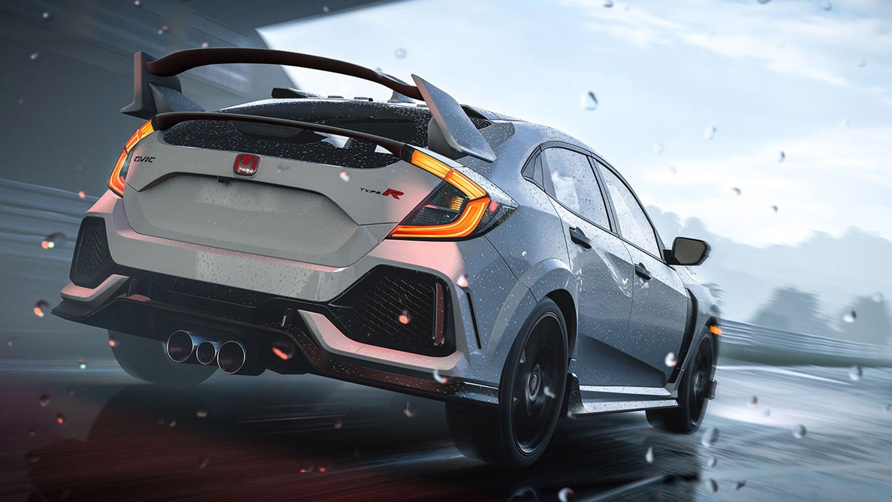 Forza Honda