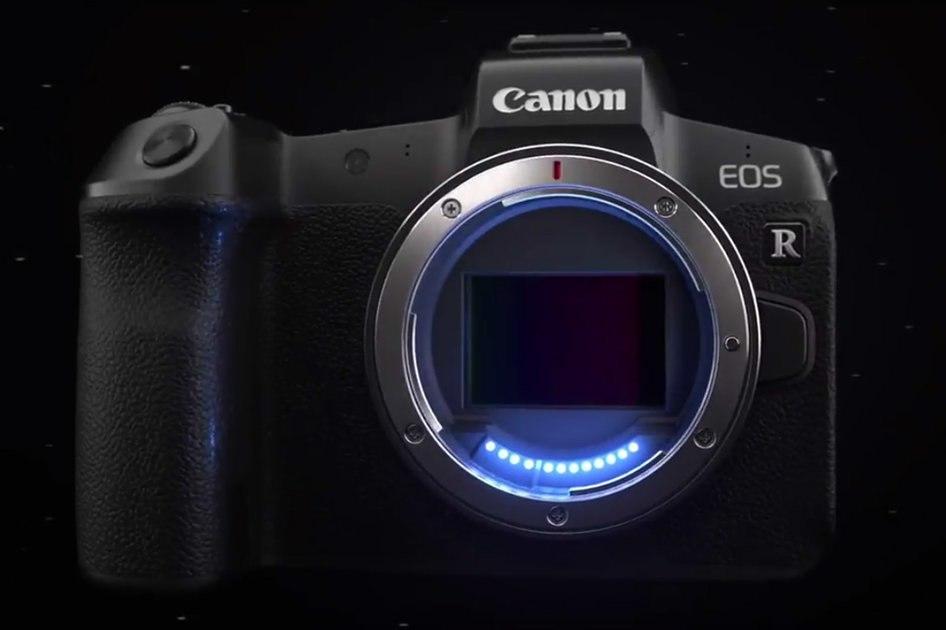 EOS-R Full Frame Camera