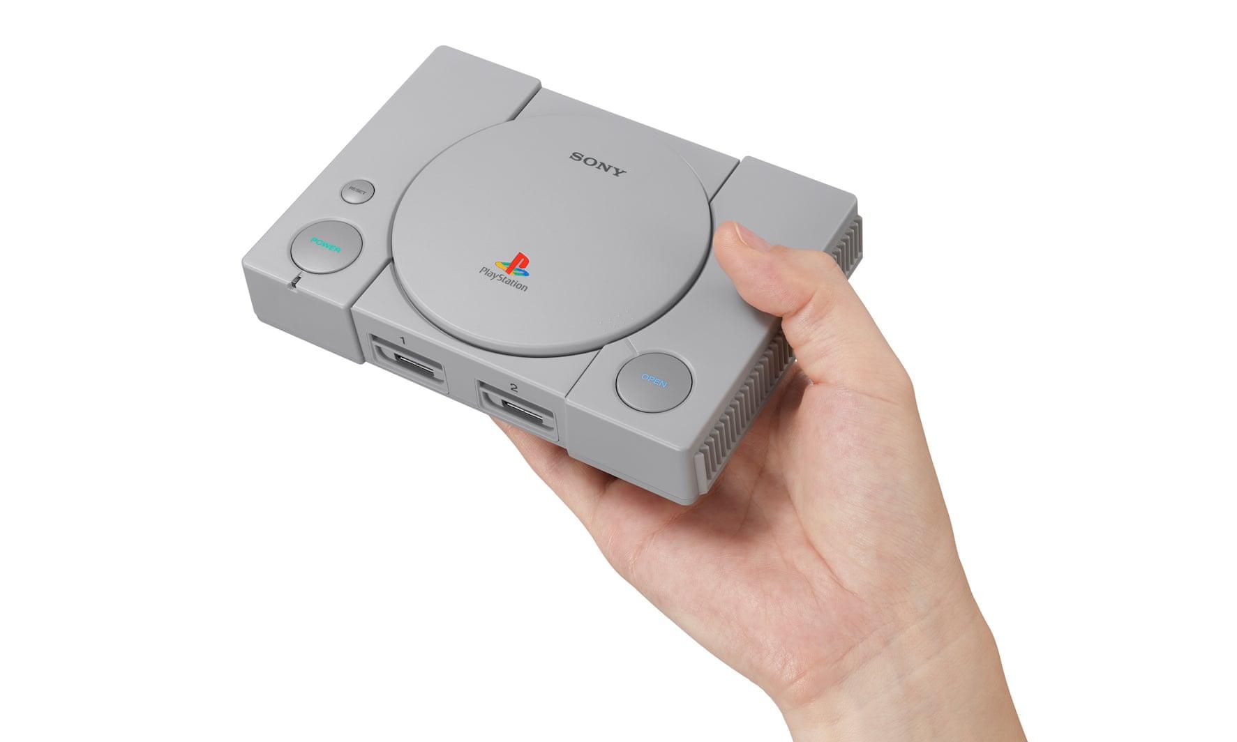 f661ebbeb الحنين الى الماضي : سوني تطلق PlayStation ...